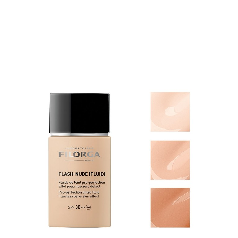 FILORGA FLASH NUDE 02 MEDIUM DARK 30 ML - Farmamille