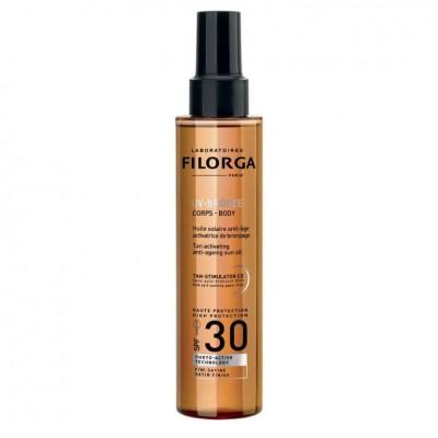 FILORGA UV BRONZE BODY 30 150 ML - Farmamille