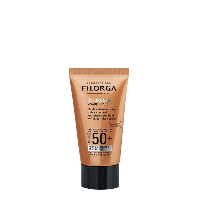 FILORGA UV BRONZE FACE 50+ 40 ML - Farmamille