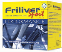 FRILIVER SPORT PERFORMANCE 24 BUSTINE  - Farmamille