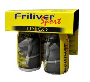 FRILIVER SPORT UNICO 60 ML 2 FLACONI - Farmamille