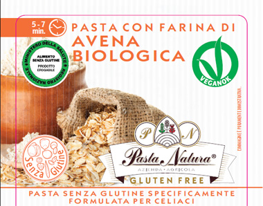 PASTA FUSILLI TEFF 250 G - Farmastar.it