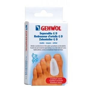 Gehwol Separadita Alluce Misura M 3 Pezzi - Farmamille