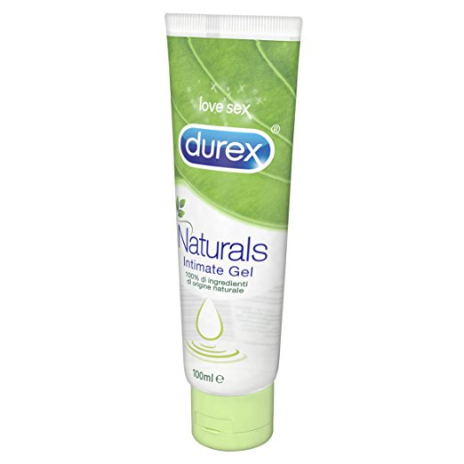 GEL LUBRIFICANTE DUREX NATURAL GEL 100 ml - Zfarmacia