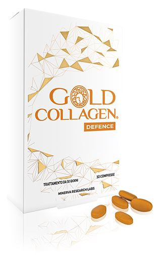 Gold Collagen Defence 30 - Farmacia 33