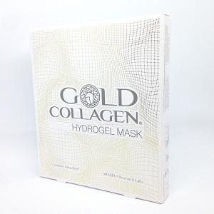 GOLD COLLAGEN HYDROGEL MASK - Farmacia 33