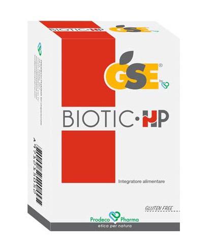 GSE BIOTIC HP 40CPR - Zfarmacia