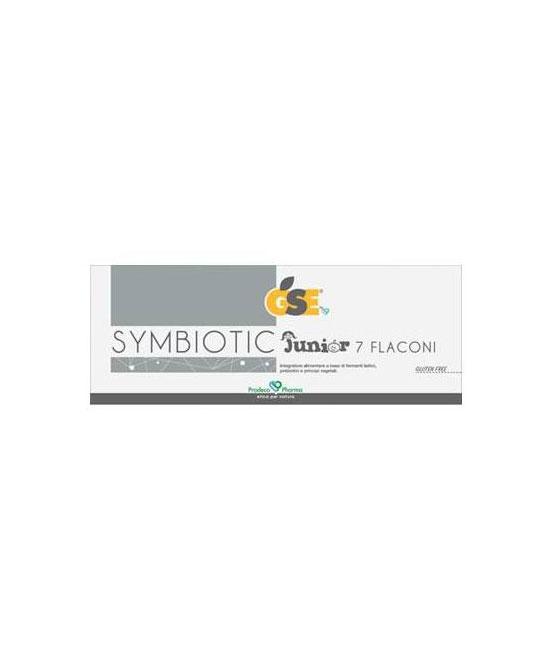 GSE SYMBIOTIC JUNIOR 7 FLACONCINI - La tua farmacia online