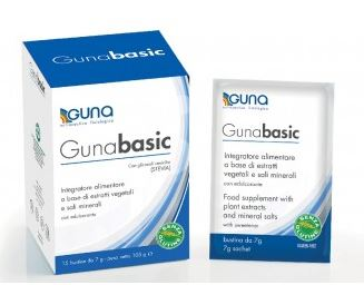 Guna Gunabasic Integratore Alimentare In Polvere Senza Glutine 7g - Farmacia 33
