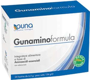 Guna Gunamino Formula Integratore Alimentare 24 Bustine - Farmamille