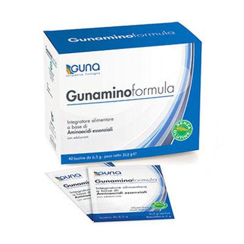 GUNAMINO FORMULA 42 BUSTINE 273 G - Farmacia 33