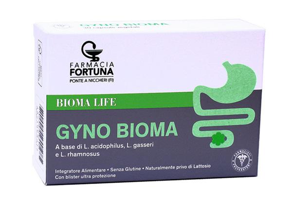 TuaFarmaOnline Gyno Bioma Integratore Alimentare Benessere Stomaco 30 Capsule - La tua farmacia online