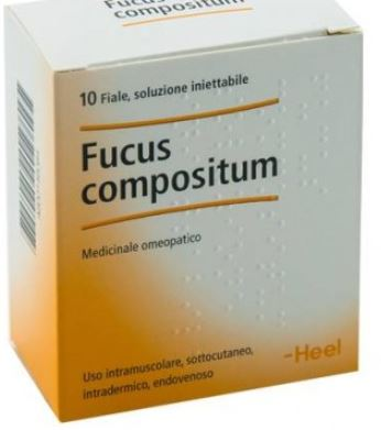 Heel Fucus Vesiculosus-Injeel 10 Fiale - Farmacia 33