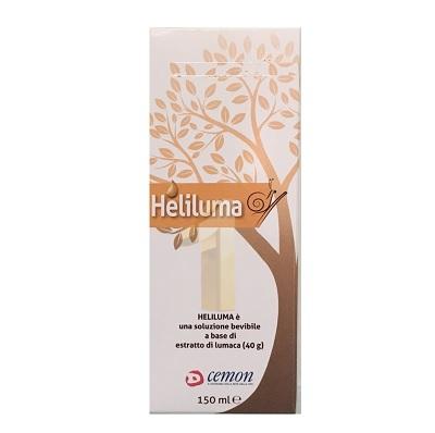 Heliluma Soluzione Bevibile Integratore Estratto di Lumaca Alimentare - Farmastar.it