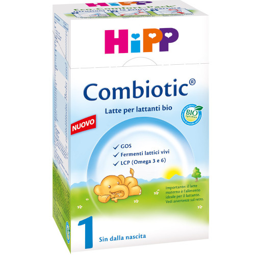 Hipp Bio Combiotic 1 Latte in Polvere 600g - Farmamille