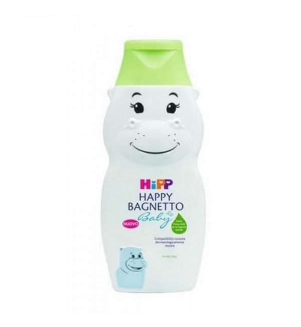 HIPP HAPPY BAGNETTO IPPOPOTAMO 300 ML - Farmamille