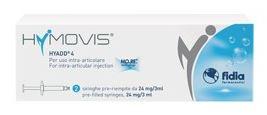 Hymovis Siringa Intra-Articolare 24mg 2 Siringhe x3ml - Farmacia 33