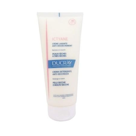 Ducray Ictyane Crema Detergente Delicata 200 ml - La tua farmacia online