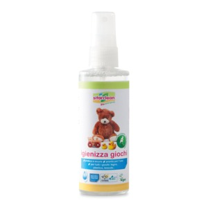 Sitarclean Igienizza giochi Spray Detergente 118ml - Farmamille
