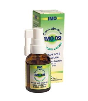 Imo 09 Nebulizzatore Flacone 30ml - Farmacia 33