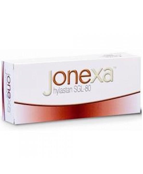 Jonexa Siringa Acido Ialuronico Soft Gel 4ml - Zfarmacia