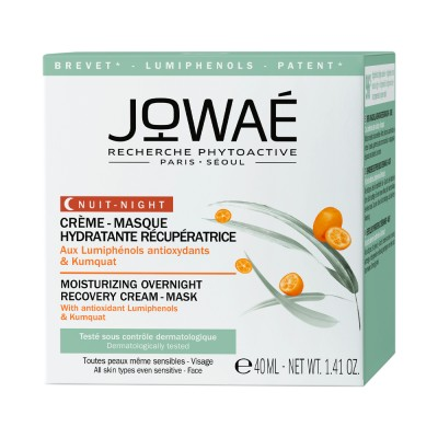 JOWAE CREMA MASCHERA RIGENERANTE NOTTE 40 ML - Farmaciasconti.it