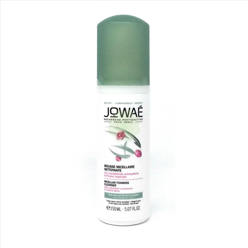 JOWAE MOUSSE MICELLARE STRUCCANTE 150 ML - Farmaciasconti.it