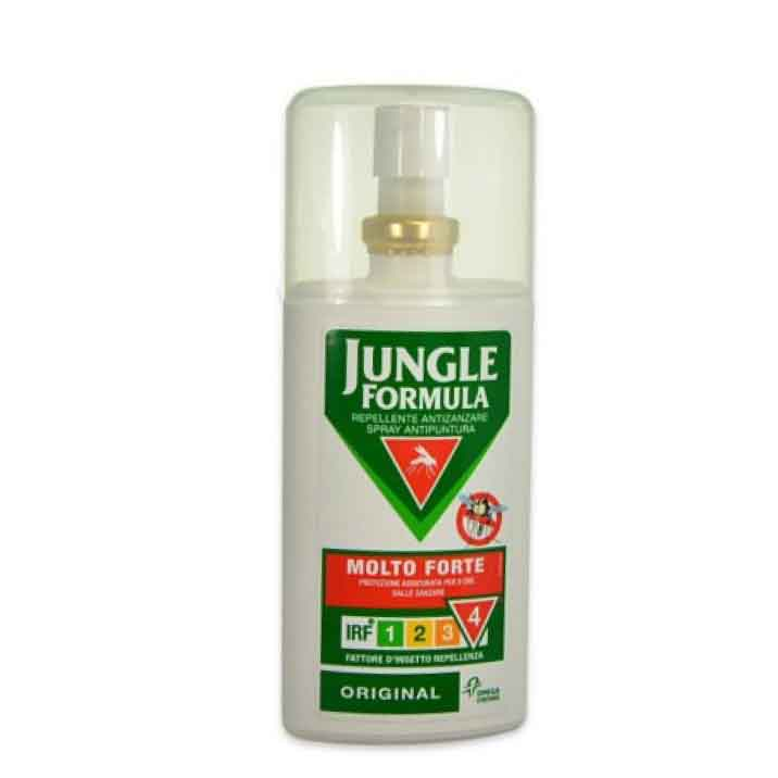 JUNGLE FORMULA MOLTO FORTE SPRAY - FARMAEMPORIO