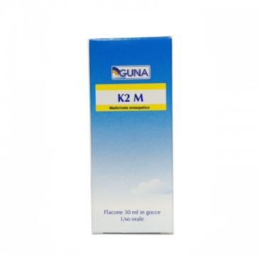 K2 M 30ML GTT - Zfarmacia