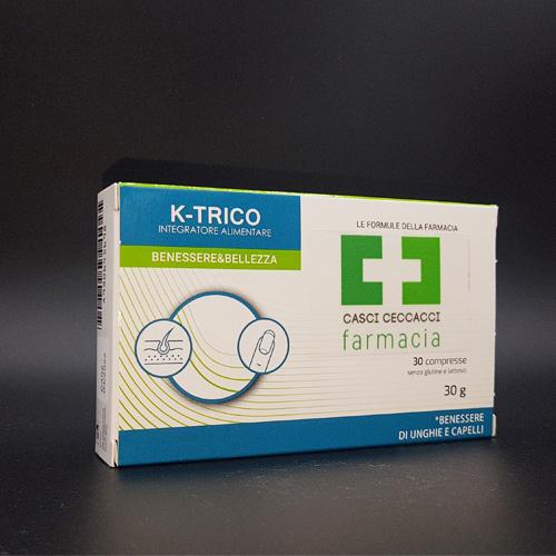 K-TRICO INTEGRATORE CAPELLI E UNGHIE - Farmacento