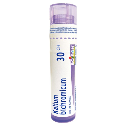 Kalium Bichromicum 30 ch Granuli - Farmalilla