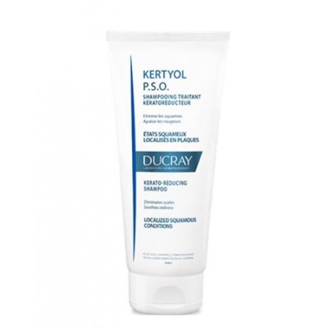 Ducray Kertyol P.S.O. Shampoo Forfora a Placche 125 ml - La tua farmacia online