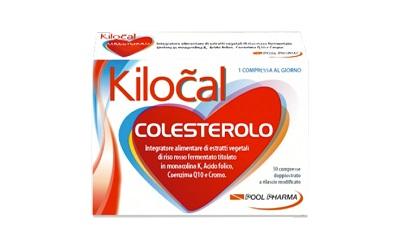 Kilocal Colesterolo Integratore Alimentare 30 Compresse Deglutibili - Farmastar.it