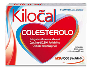 Kilocal Colesterolo Integratore 30 Compresse - La tua farmacia online