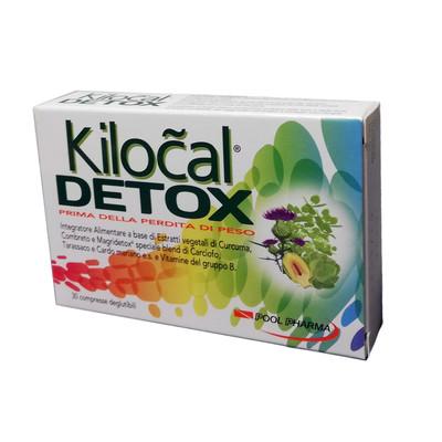 KILOCAL DETOX 30 compresse - La tua farmacia online