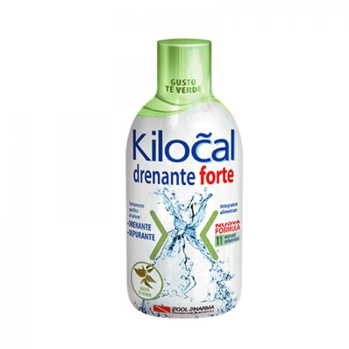 Kilocal Drenante Forte al Tè Verde 500 ml - La tua farmacia online