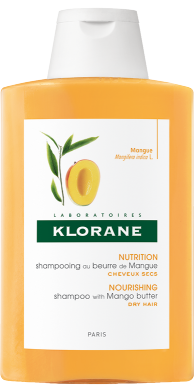 Klorane Shampoo Nutritivo al Burro di Mango 200ml - Farmamille