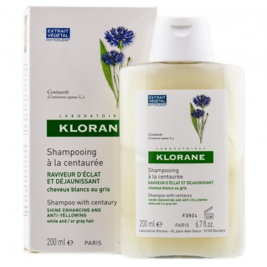 KLORANE SHAMPOO CENTAUREA 200 ML - Farmamille