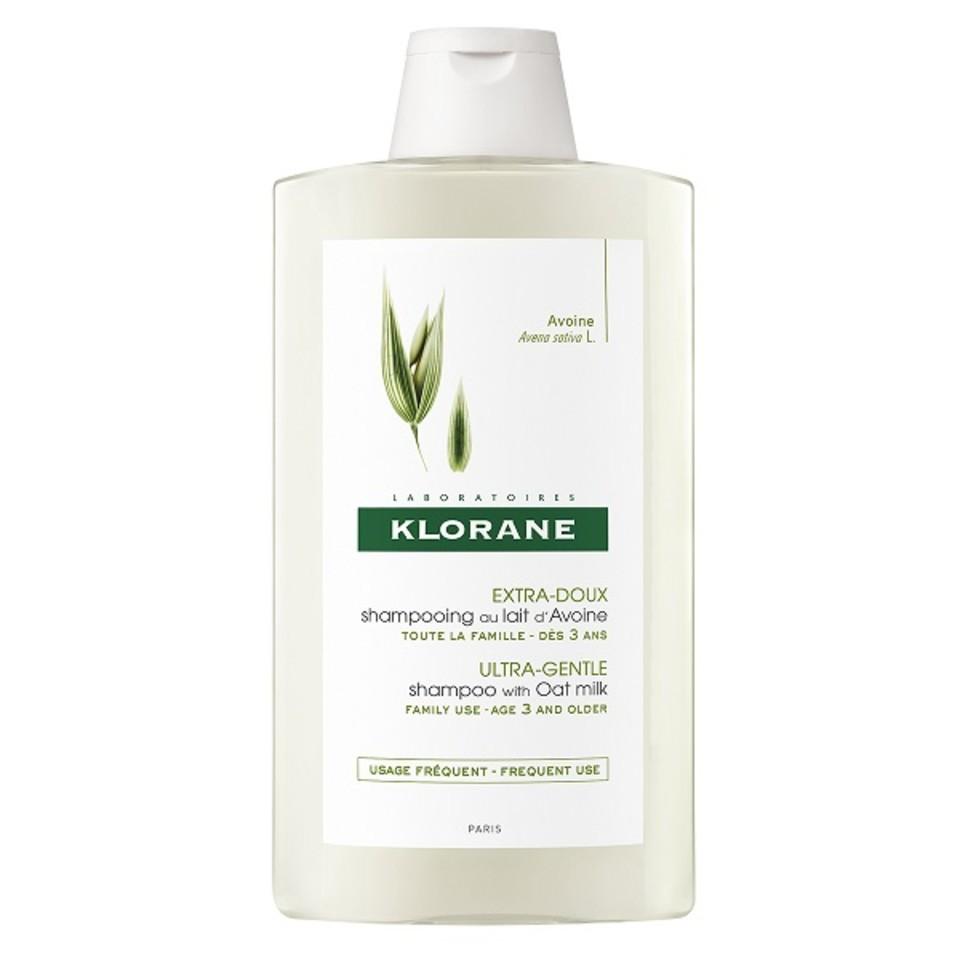 KLORANE SHAMPOO LATTE AVENA 400 ML - Farmamille