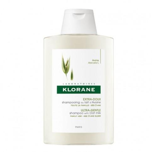 Klorane Shampoo Delicato al Latte d'Avena 200ml - Farmamille