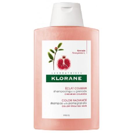 KLORANE SHAMPOO MELOGRANO 200 ML - Farmamille