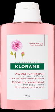 Klorane Shampoo Peonia 400 ml - Farmalilla
