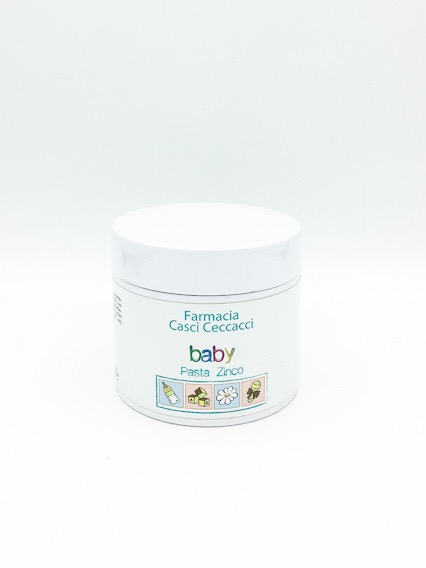 LAB-O24 PASTA ZINCO BABY 100 ML - Farmacento