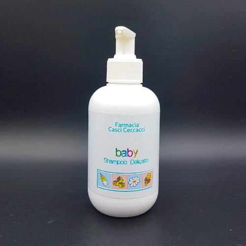SHAMPOO DELICATO BABY 250 ML - Farmacento