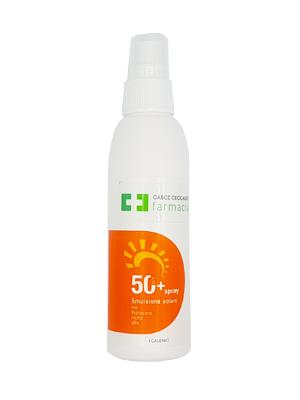 SPRAY PROTEZIONE SOLARE 50+ 150 ML FARMACIA CASCI CECCACCI - Farmacento