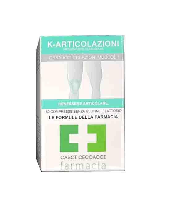 LABO24 K-ARTICOLAZIONI COMPRESSE - Farmacento