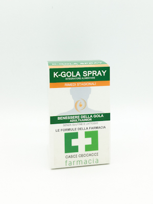 LABO24 K-GOLA SPRAY 30 ML - Farmacento