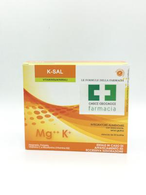 LABO24 K-SAL POLVERE 20 BUSTINE DA 11 G - Farmacento