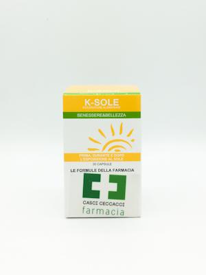LABO24 K-SOLE CAPSULE - Farmacento