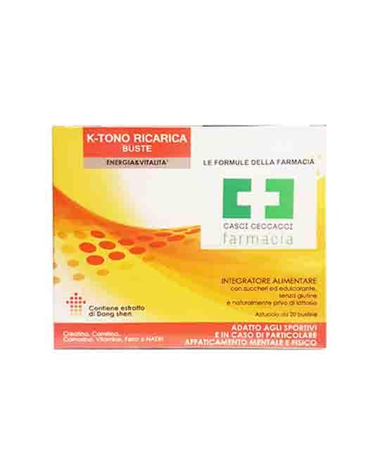 LABO24 K-TONO RICARICA 20 BUSTINE  - Farmacento